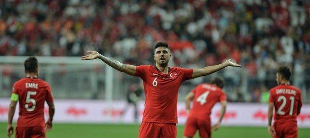 Ozan Tufan galibiyet golünü attı sosyal medya yıkıldı!
