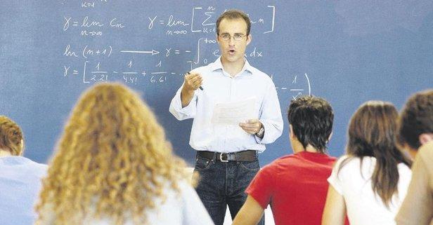 Öğretmenlere bedelli askerlik kolaylığı