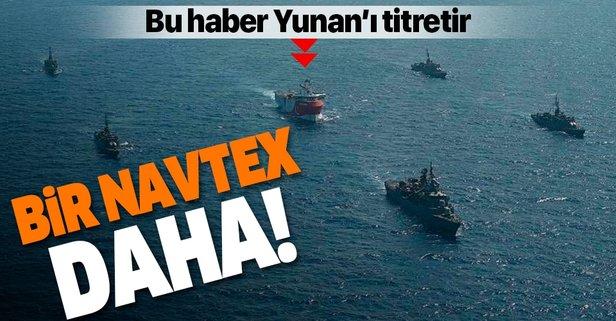 Türkiye'den oruç reis için yeni NAVTEX!