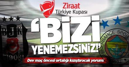 Spor yazarları Beşiktaş-Fenerbahçe derbisini değerlendirdi