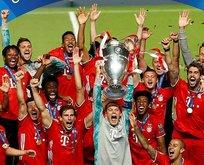Bayern Münih altıncı kez Avrupa'nın en büyüğü