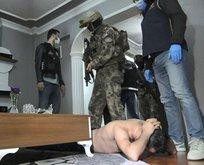 Bursa'da 600 polisle şafak operasyonu