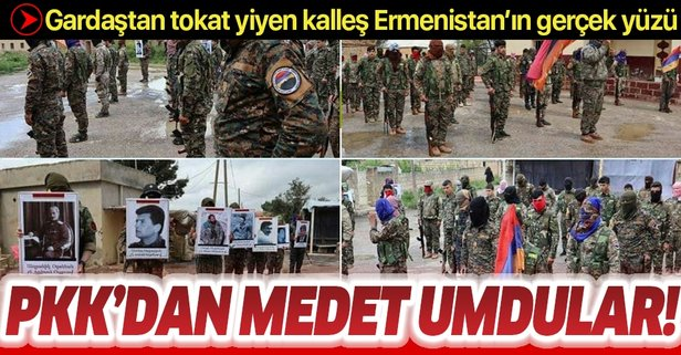 PKK'dan medet umdular