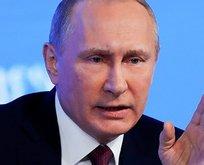 Putin'den tam yetki: Gerekli görürseniz vurun