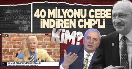 Can Ataklı'nın 40 milyon TL parayı buhar etti dediği CHP'li kim?
