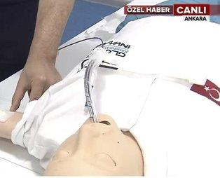 Türkiye'den koronavirüse (Kovid-19) karşı lazer tedavisi