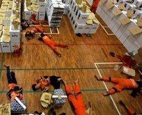 Katliam gibi seçim! 500 sandık görevlisi öldü