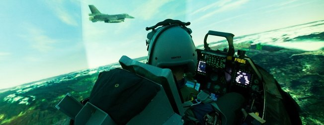 Türk savaş pilotları bakın nasıl eğitiliyorlar?