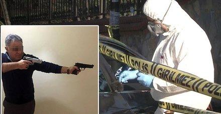Bedrettin Dalan'ın oğlunun cipindeki cinayetin görüntüleri ortaya çıktı