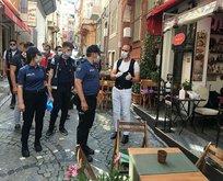 İstanbul'da 'yeni normal' denetimleri
