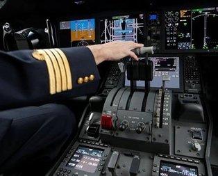 Pilot transferi için Türkiyeye konuşlandılar
