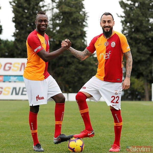 Galatasaray teknik direktörü Fatih Terim Beşiktaşlı yıldızı gözüne kestirdi