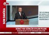 Başkan Erdoğan: 41 km bisiklet yolu yapıyoruz