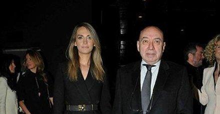 Dikran Masis eşi Yasemin Masis ile Londra'nın en seçkin kulübüne üye oldu