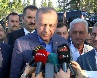 Erdoğan'dan Mursi'nin vefatı üzerine ilk açıklama