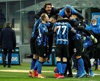 Inter, Serie A'nın yeni lideri oldu