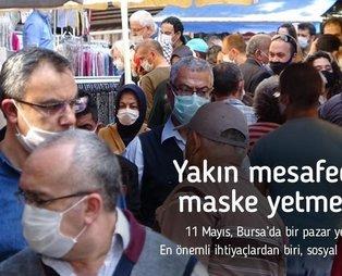 Son dakika: Sağlık Bakanı Fahrettin Koca'dan Kovid-19 uyarısı: Yakın mesafede maske yetmez
