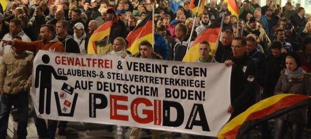 Avrupa'da faşizm patlaması!