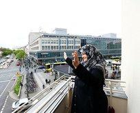 Almanya'da 1 Mayıs gösterilerine damga vuran Ayşe Şaşmaz yaşadıklarını anlattı