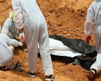 Libya'da darbeci Hafter vahşeti: 9 ceset daha!