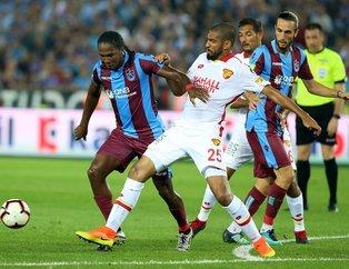 Trabzonspor-Göztepe maçında her şey VAR! Fırtınaya Göztepe engeli