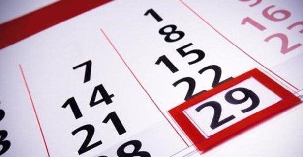 2020 yılında Şubat ayı 28 gün mü, 29 gün mü?