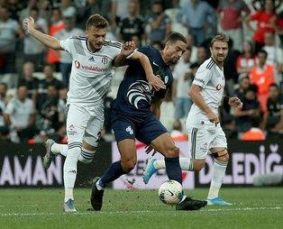 Beşiktaş evinde 2 puan bıraktı (MS: Beşiktaş 1-1 Ç.Rizespor)