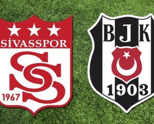 Sivasspor Beşiktaş maçı ne zaman, saat kaçta?