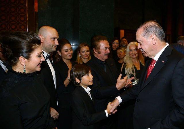 Cumhurbaşkanı Erdoğan'dan Ece Erken'e Alişan'ı niye evlendiremedin