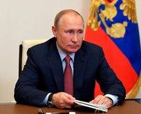 Putin ve Kazimi Irak'taki gelişmeleri görüştü