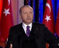 Erdoğan'dan YPG'ye kol kanat geren Kılıçdaroğlu'na sert tepki
