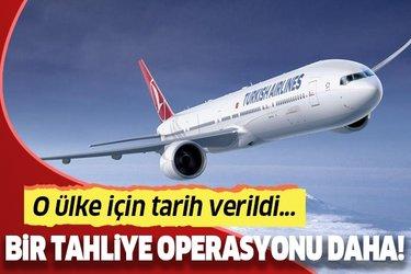 THY Kanada'daki Türk vatandaşlarının tahliye uçuşu için tarih verdi!