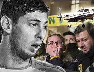 Uçağı düşen futbolcu Emiliano Sala'nın son ses kaydı ortaya çıktı