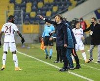 Trabzon hep yukarıda olacak