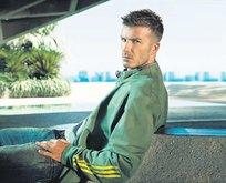 Ezeli rekabete Beckham bakışı