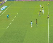Başakşehir'in golü güme gitti