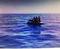 Denizde FETÖ'cü avı! Jet ski ile kaçarken yakalandılar