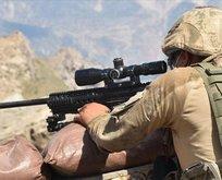 Terör örgütü PKK'ya Eren darbesi