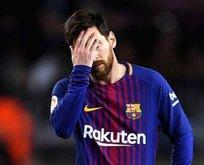 Barcelona'da Lionel Messi dönemi kapanıyor