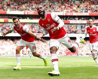 Arsenal, Burnley'i puansız gönderdi