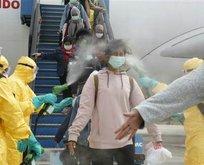 Koronavirüs bir ülkeye daha sıçradı!