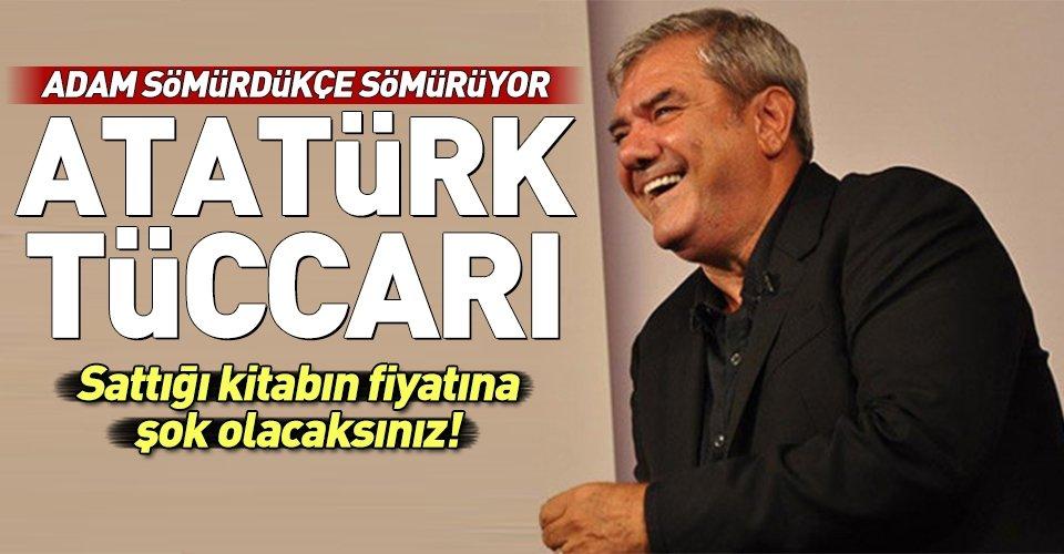 Yılmaz Özdil Atatürk sömürüsüne devam ediyor!