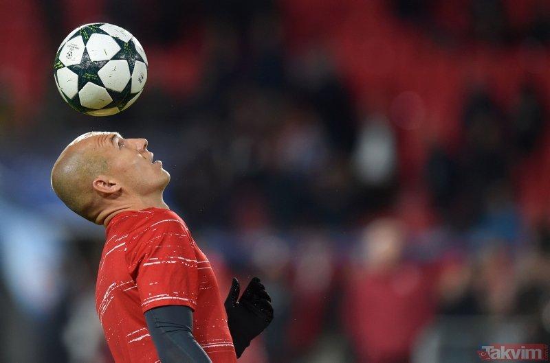 Süper Lig'de Robben bombası! Türkiye'ye geliyor
