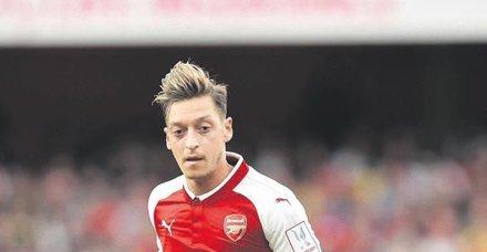 Mesut Özil Payitaht hayranı çıktı