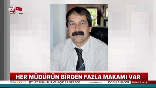 CHP'li Muğla Belediyesi'nde büyük skandal! Her müdüre birden fazla makam (Video)