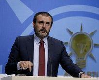 AK Parti'den CHP'ye sert tepki