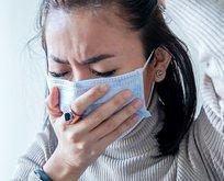 Sisli havalarda koronavirüs bulaş riski artıyor