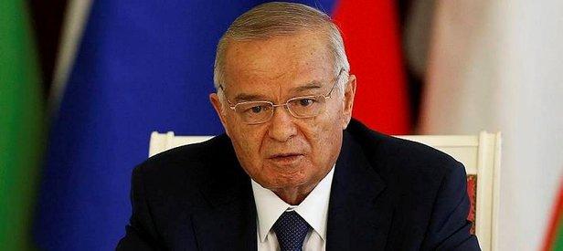 Özbekistan Cumhurbaşkanı Kerimov öldü - Takvim
