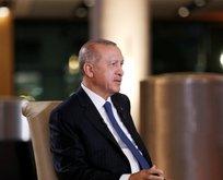 Erdoğan'dan canlı yayında önemli açıklamalar