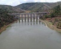 İstanbul barajlarındaki oran o sınıra dayandı